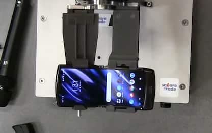 Motorola Razr, il display sarebbe più fragile del previsto