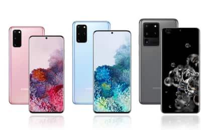 Samsung, ecco i nuovi Galaxy S20 con 5G e il nuovo pieghevole Z Flip