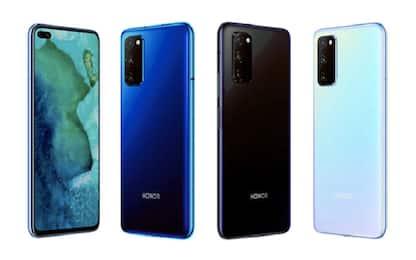 Honor presenta i nuovi smartphone View 30 Pro e 9X Pro