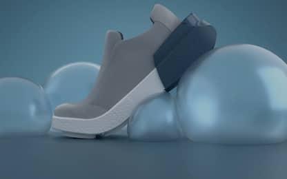 """Wahu, da Milano ecco la sneaker """"hi-tech"""" che cambia forma"""