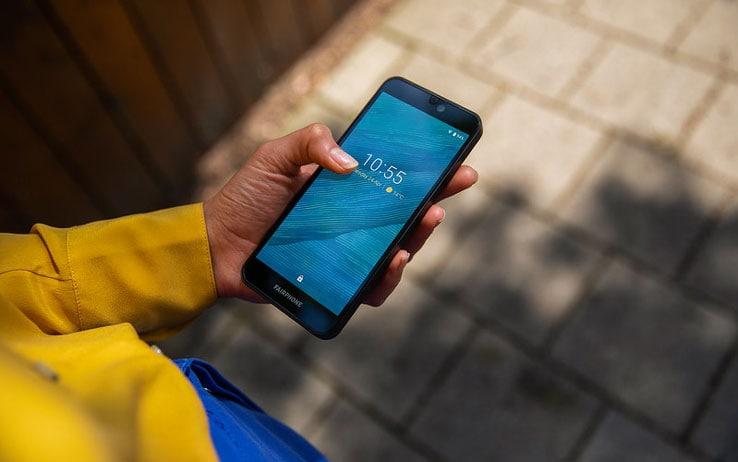Fairphone, lo smartphone amico dell'ambiente e dei lavoratori