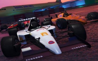 Gta 5 online, gare in stile F1 per le strade di Los Santos