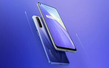 Realme 6 e 6 Pro ufficiali: le caratteristiche dei nuovi smartphone