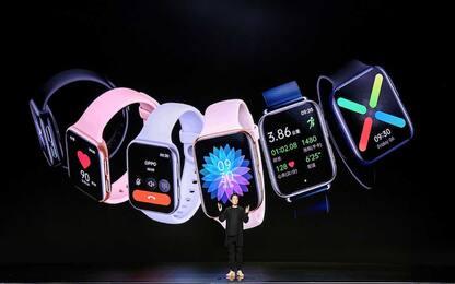 Oppo Watch, svelato in streaming il primo smartwatch dell'azienda