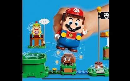 Lego Super Mario, in arrivo nuove avventure personalizzabili