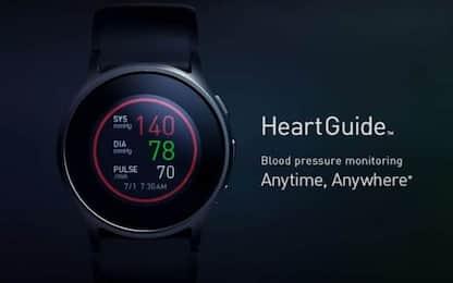 Omron Heart Guide, lo smartwatch per misurare la pressione