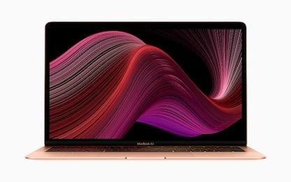 Apple svela una versione aggiornata del MacBook Air