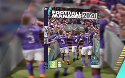 Football Manager 2020, gratis in prova fino al 25 marzo