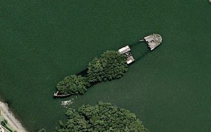 5 paesaggi incantevoli da ammirare su Google Earth. FOTO