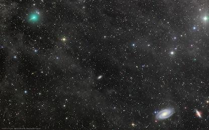 La cometa Atlas si avvicina: potrebbe diventare visibile ad aprile