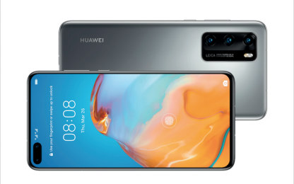 Huawei P40 e P40 Pro svelati in un evento di presentazione online