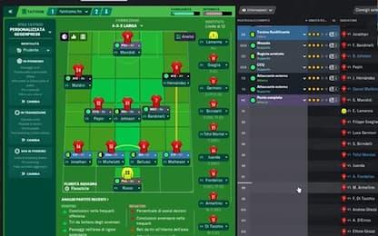 Football Manager 2021 subirà un ritardo, l'annuncio degli sviluppatori