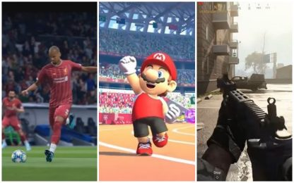 Da Fifa a Call of Duty: 15 giochi per non annoiarsi in casa