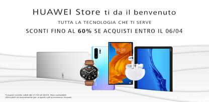 Huawei Store, online il nuovo e-commerce ufficiale del colosso cinese