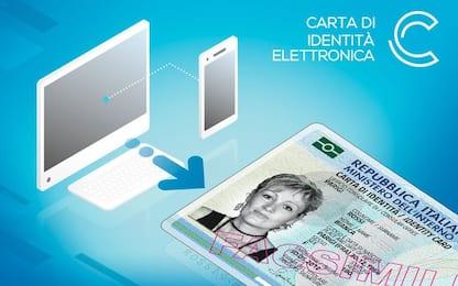 Carta d'identità elettronica , da oggi accesso ai servizi della PA