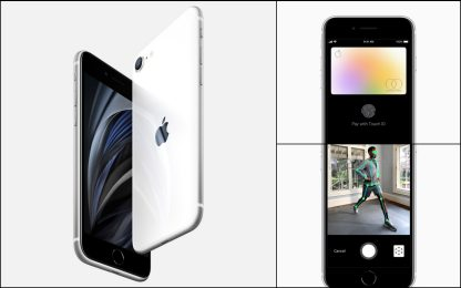 Apple, ecco iPhone SE 2020: tutte le novità. FOTO