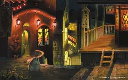 Coronavirus, Studio Ghibli regala 8 sfondi per le videochiamate
