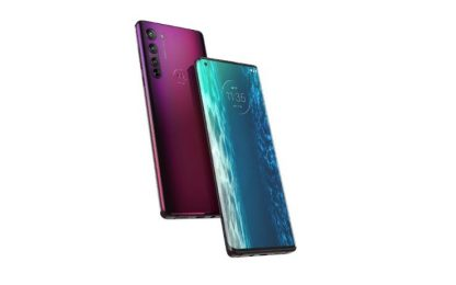 Presentati i nuovi smartphone di Motorola: edge ed edge+