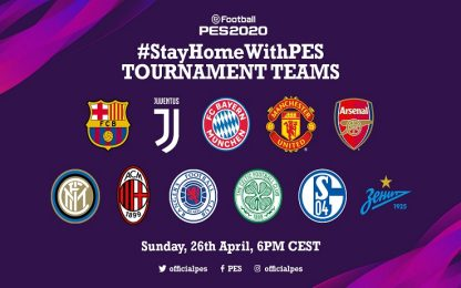 Torneo #StayHomeWithPES: Griezmann e Pjanic eliminati, vince Boujellab