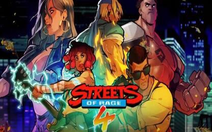 Streets of Rage 4, recensioni positive dalla stampa internazionale