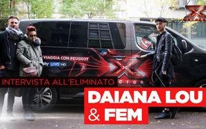 L'intervista agli eliminati: Daiana Lou e Fem