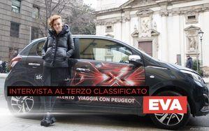 L'intervista alla terza classificata: Eva