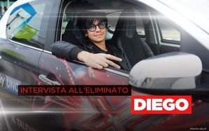L'intervista all'eliminato: Diego