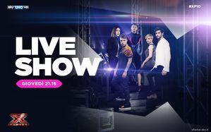 #XF10: pronti per il primo Live Show!