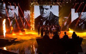 Robbie Williams apre il terzo Live