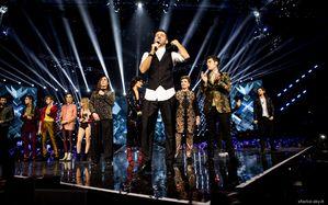 Le foto dell'opening della Finale