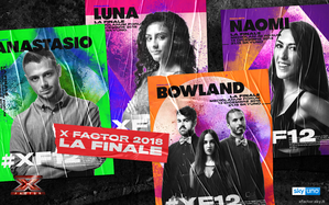 I finalisti di X Factor 2018