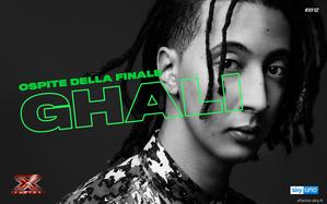 Ghali ospite della Finale di X Factor 2018