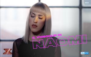Il videoclip di Like The Rain (Unpredictable), l'inedito di Naomi