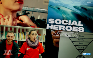 La Social Heroes Week di X Factor 2018