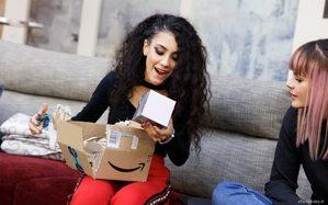 X Factor 2018, il regalo Amazon a Luna Foto