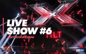 Anticipazioni X Factor 2018: cosa succederà al sesto Live Show