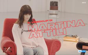 Il videoclip di Cherofobia, l'inedito di Martina Attili