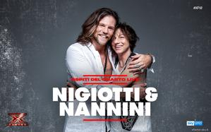 Enrico Nigiotti e Gianna Nannini ospiti del quarto Live di X Factor 2018