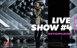 Anticipazioni X Factor 2018: cosa succederà al quarto Live Show