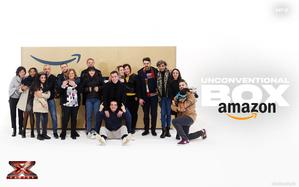 X Factor 2018, Amazon stupisce i concorrenti con una consegna speciale