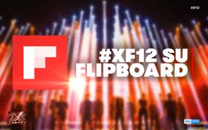 Segui X Factor anche su Flipboard
