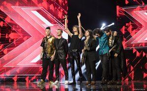 I Red Bricks Foundation sono i secondi eliminati di X Factor 2018