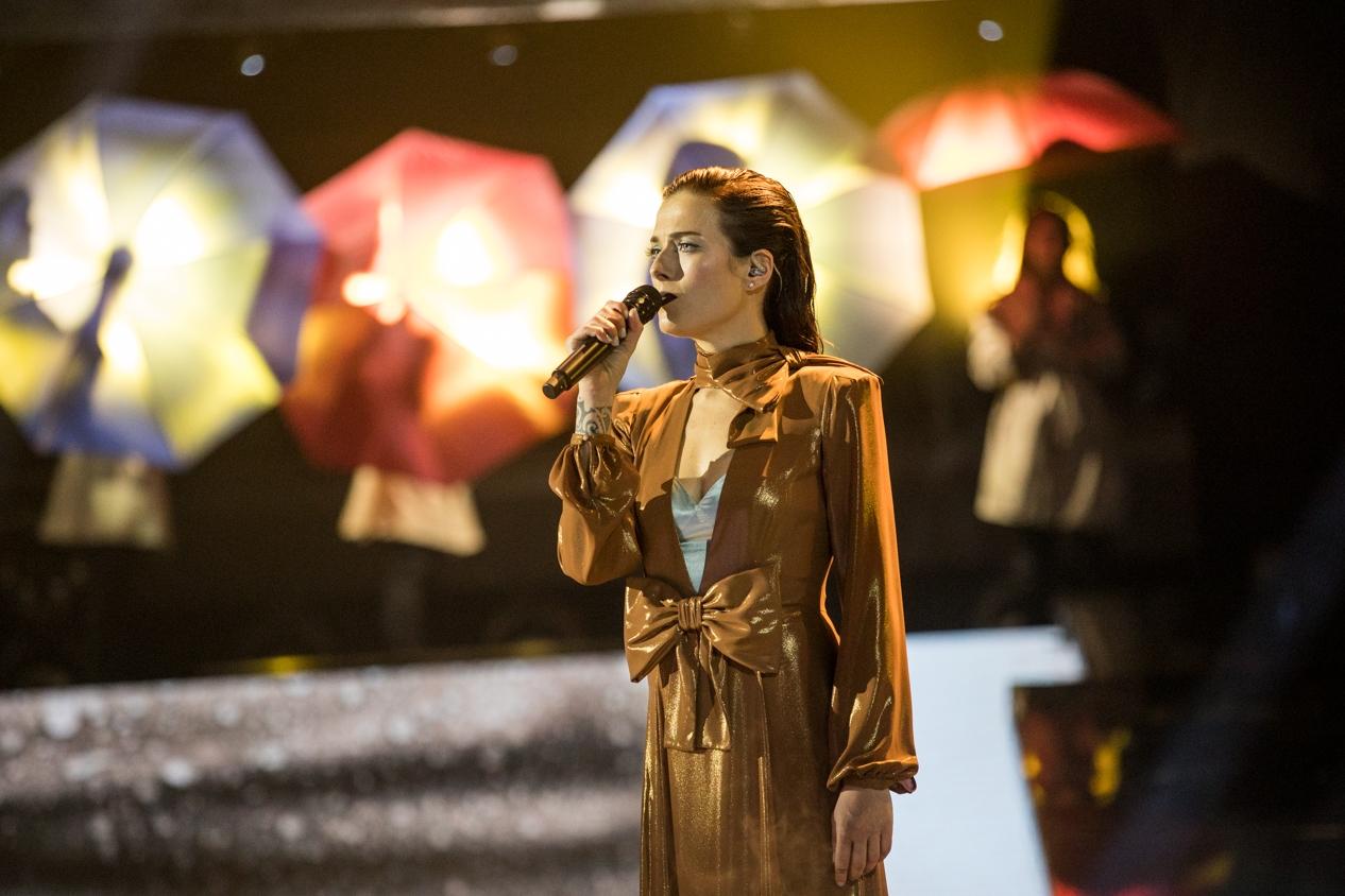 Renza Castelli è la quinta eliminata di X Factor 2018