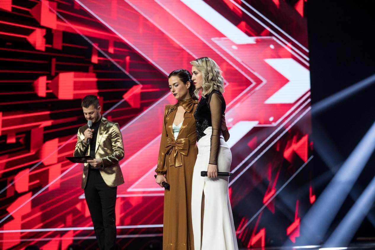 Le foto della seconda manche del quinto Live di X Factor 2018