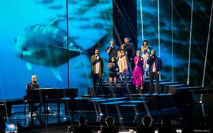 L'Opening della Semifinale di X Factor 2018 con Lorenzo Licitra