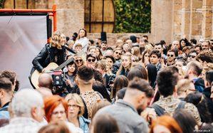 Le foto del secondo giorno di casting a Roma