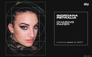 Chasing Paper, l'inedito di Giordana Petralia