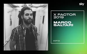 I concorrenti di X Factor 2019: chi è Marco Saltari VIDEO