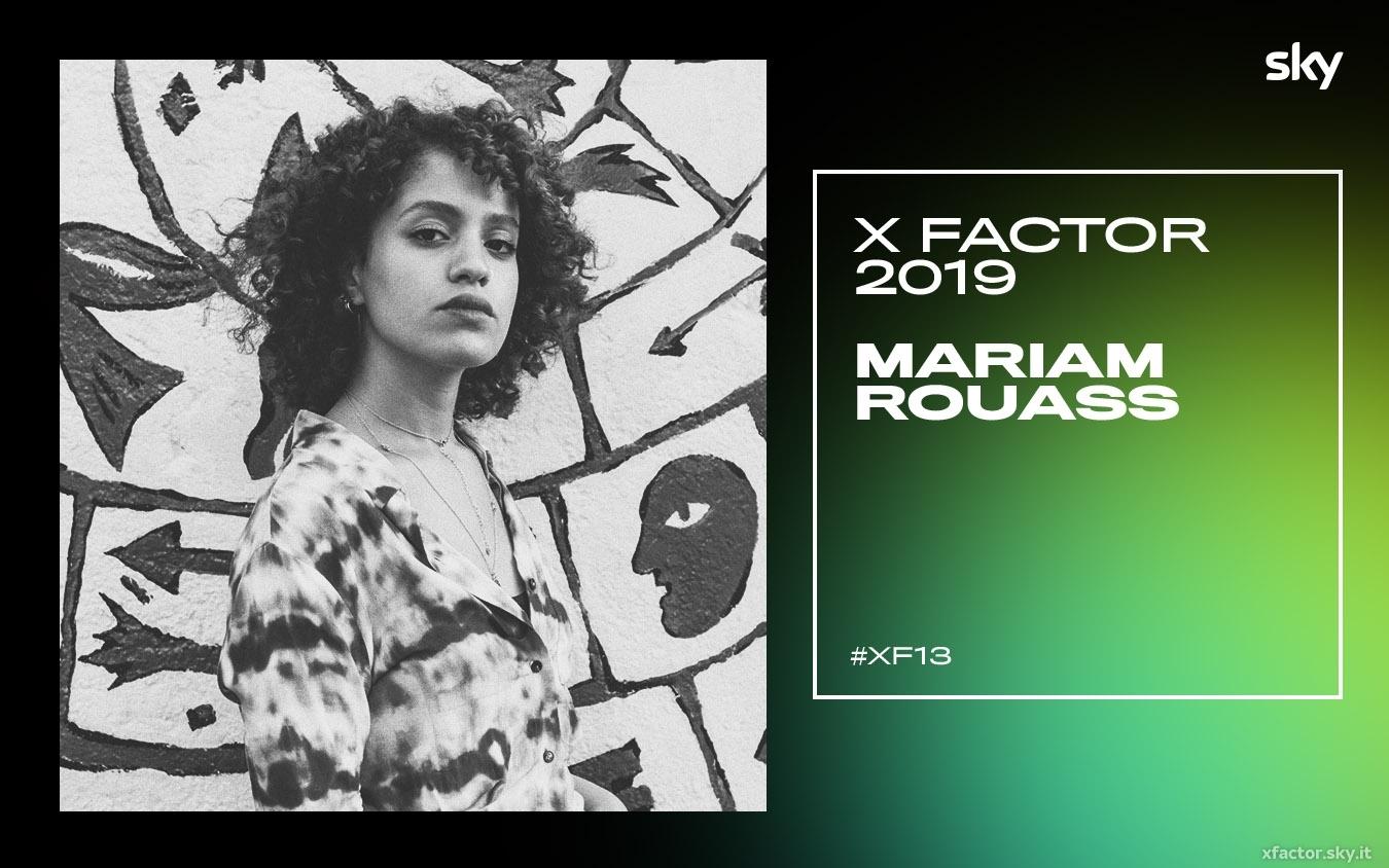I concorrenti di X Factor 2019: chi è Mariam Rouass VIDEO