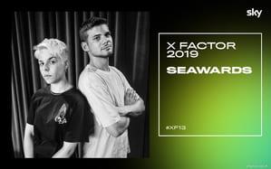 I concorrenti di X Factor 2019: chi sono i Seawards VIDEO